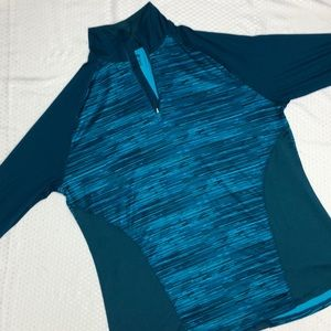 Champion Duo Dry Long Sleeve Workout Top